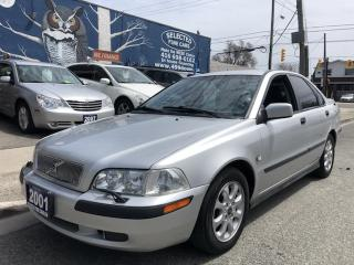 Used 2001 Volvo S40 for sale in Toronto, ON