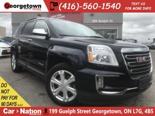 Used 2017 GMC Terrain SLE-2 | AWD | B/UP CAM | PWR OPTIONS | B/T for sale in Georgetown, ON