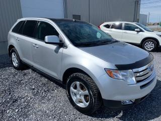 Used 2010 Ford Edge LTD for sale in St-Hyacinthe, QC