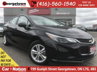 Used 2018 Chevrolet Cruze LT DIESEL|BU CAM| PWR GROUP |REMOTE START|USB|B/T for sale in Georgetown, ON