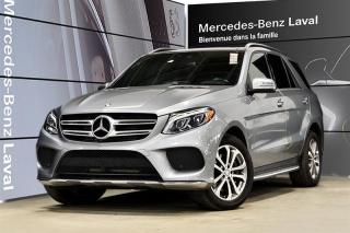 Used 2016 Mercedes-Benz GLE350 Awd Camera 360 for sale in Laval, QC