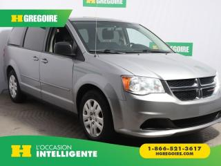 Used 2015 Dodge Grand Caravan Sxt Stow&go A/c for sale in St-Léonard, QC