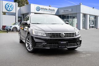Used 2018 Volkswagen Passat 2.0 TSI Highline *LOCAL* * NO ACCIDENT'S* *R-LINE* *APP CONNECT* for sale in Surrey, BC