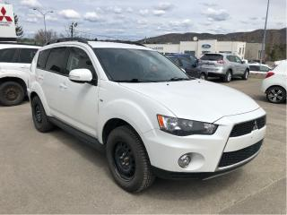 Used 2012 Mitsubishi Outlander LS AWD for sale in Ste-Agathe-des-Monts, QC