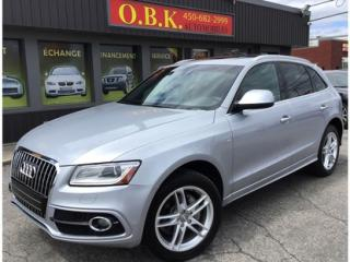 Used 2015 Audi Q5 Quattro-Navigation for sale in Laval, QC