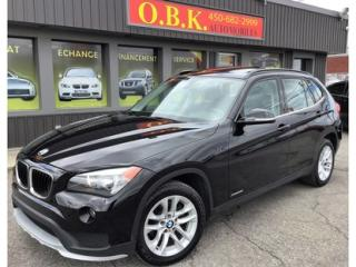 Used 2015 BMW X1 Navigation-Toit Pano for sale in Laval, QC