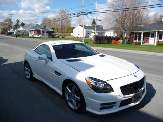 Used 2012 Mercedes-Benz SLK350 for sale in Ste-Marie, QC