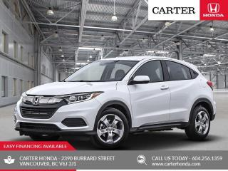 New 2019 Honda HR-V LX for sale in Vancouver, BC