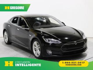 Used 2016 Tesla Model S 70D AWD CUIR for sale in St-Léonard, QC
