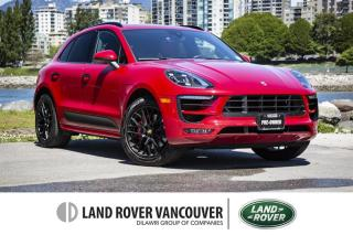 Used 2018 Porsche Macan GTS *Premium Package Plus! Carbon Fiber Interior Package! for sale in Vancouver, BC