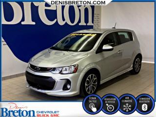 Used 2018 Chevrolet Sonic LT for sale in St-Eustache, QC