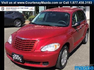 Used 2009 Chrysler PT Cruiser Hatchback for sale in Courtenay, BC
