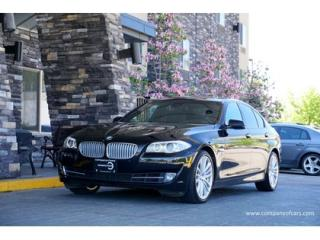 Used 2011 BMW 550i i xDrive for sale in Vancouver, BC