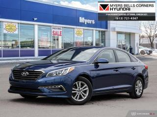 Used 2016 Hyundai Sonata GL for sale in Bells Corners, ON