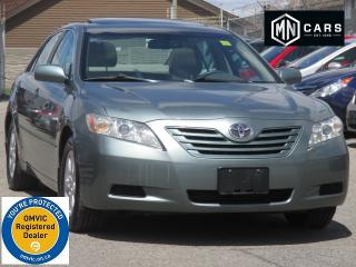 Used 2007 Toyota Camry LE V6 w/SUNROOF for sale in Ottawa, ON