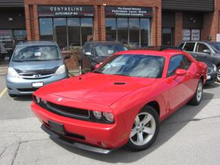 Used 2010 Dodge Challenger $9,999+HST+LIC FEE / CERTIFIED for sale in North York, ON