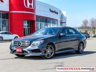 Used 2014 Mercedes-Benz E-Class E 350 for sale in Milton, ON
