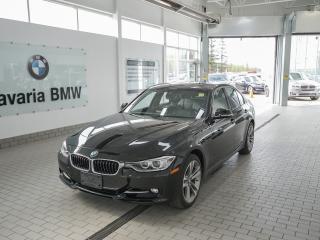 Used 2015 BMW 328i xDrive Sedan (3B37) for sale in Edmonton, AB