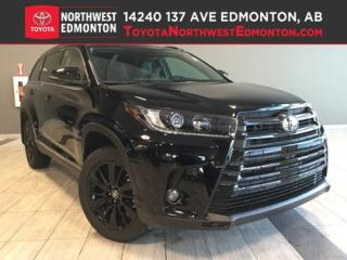 New 2019 Toyota Highlander XLE AWD | SE Package for sale in Edmonton, AB