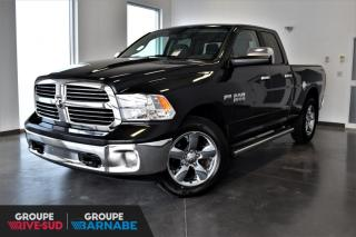 Used 2016 RAM 1500 BIG HORN|V8 HEMI+4X4+QUAD CAB+MAGS 20'' for sale in St-Jean-Sur-Richelieu, QC