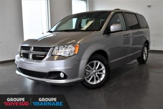 Used 2018 Dodge Grand Caravan SXT PREMIUM PLUS|DVD+CUIR+CLIMATISEUR 3 for sale in St-Jean-Sur-Richelieu, QC