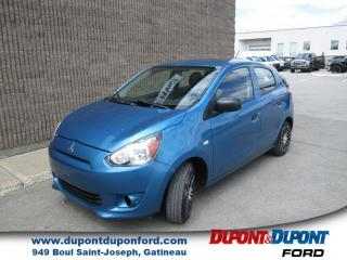 Used 2015 Mitsubishi Mirage ES à hayon 4 portes BM for sale in Gatineau, QC