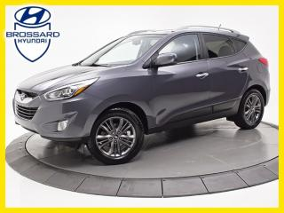 Used 2015 Hyundai Tucson Gls, Mags, T.ouvrant for sale in Brossard, QC