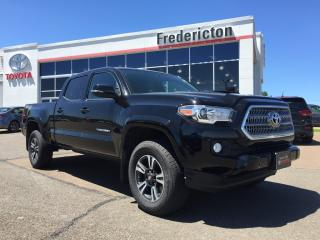 Used 2017 Toyota Tacoma TRD Sport for sale in Fredericton, NB