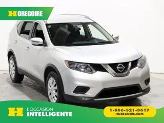 Used 2016 Nissan Rogue S A/C GR ELECT for sale in St-Léonard, QC
