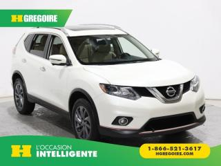 Used 2016 Nissan Rogue SL AWD AC GR ELECT for sale in St-Léonard, QC