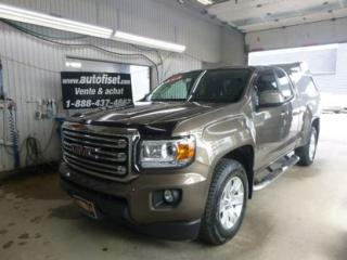 Used 2016 GMC Canyon Sle Awd for sale in St-Raymond, QC