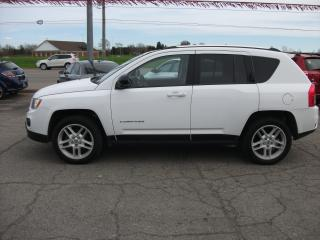 Used 2012 Jeep Compass LIMITED for sale in Fonthill, ON