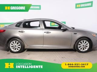 Used 2017 Kia Optima LX+ A/C MAGS CAM for sale in St-Léonard, QC