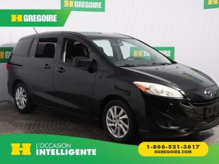 Used 2012 Mazda MAZDA5 GS A/C MAGS for sale in St-Léonard, QC