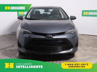 Used 2018 Toyota Corolla LE A/C CAM RECUL for sale in St-Léonard, QC