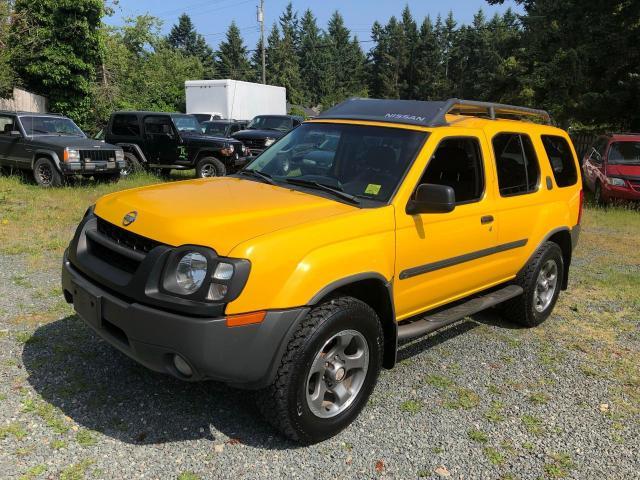 2003 Nissan Xterra SC