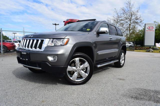 2013 Jeep Grand Cherokee Overland AC/AUTO/PL/PW/CC/CD/ABS