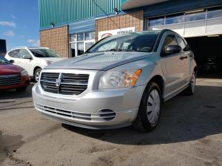 Used 2007 Dodge Caliber for sale in St-Eustache, QC