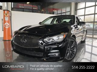 Used 2015 Infiniti Q50 PREMIUM|LIMITED|MAGS19'|NAVI|CAMERA|BOSE for sale in Montréal, QC