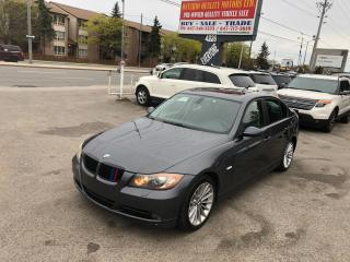Used 2007 BMW 3 Series 328xi for sale in Toronto, ON