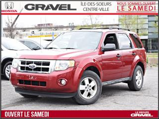 Used 2011 Ford Escape Xlt - A/c for sale in Ile-des-Soeurs, QC