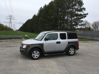 Used 2003 Honda Element w/Y Pkg for sale in Scarborough, ON
