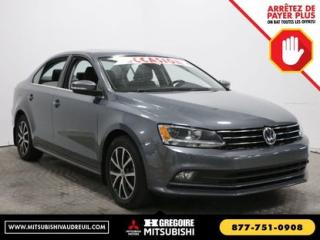 Used 2015 Volkswagen Jetta TDI COMFORTLINE DSG for sale in Vaudreuil-Dorion, QC