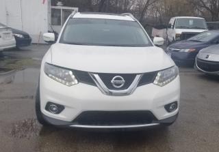 Used 2014 Nissan Rogue for sale in Mississauga, ON