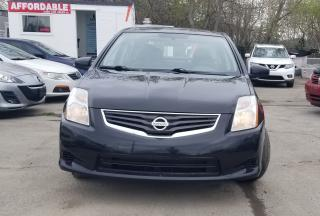 Used 2012 Nissan Sentra for sale in Mississauga, ON