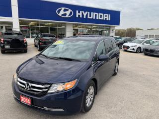 Used 2014 Honda Odyssey EX-L for sale in Owen Sound, ON