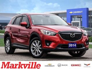 Used 2014 Mazda CX-5 Grand Touring for sale in Markham, ON