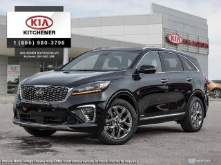 New 2019 Kia Sorento SXL Limited for sale in Kitchener, ON