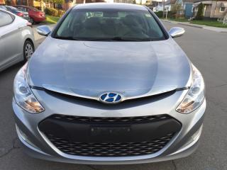 Used 2014 Hyundai Sonata Hybrid 4DR SDN for sale in Hamilton, ON