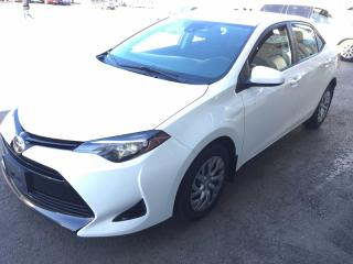 Used 2017 Toyota Corolla 4DR SDN for sale in Hamilton, ON